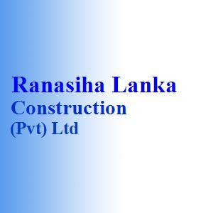 Ranasiha Lanka Construction Pvt Ltd